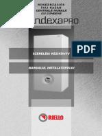 Condexaproriello Manual Tehnic Condexapro Nou-Instalare