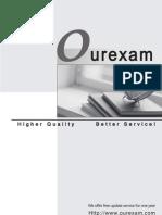 Ourexam SDI Certification  SD0-302  Exam PDF material