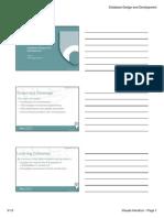 DDD Topic 2 - Enhancing Design (1)