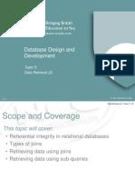 DDD Topic 5 - Data Retrieval (2)