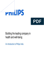 Overview of Philips India