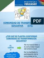 Presentacion_comunidades de Transformacion