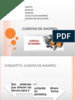 Cuentas de Ahorro en el Banco del Pacifico. Ecuador