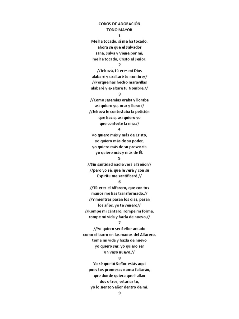 El gran yo soy letras - El Gran Yo Soy Letras 38