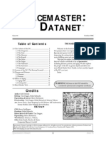 Icesmd4 - Spacemaster - Datanet 4