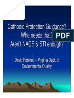 Cathodic Protection Guidance 3