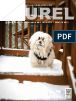 Winter 2015 of The Laurel Magazine