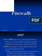 16. Firewalls