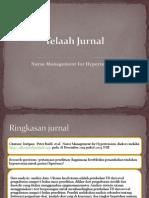 Telaah Jurnal ppt
