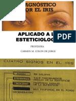 iridologia estécia