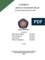 PRAKTIKUM line card polinema.doc