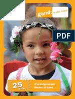 25 Ans d'Enseignement Freinet à Gand