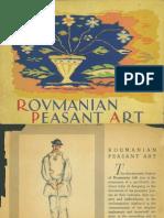 Romanian Peasant Artbook