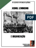Marxismo e Organização