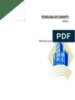 Controle Tecnológico Básico do Concreto - Tecnologia do Concreto
