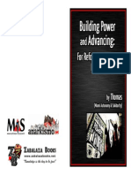 Building Power and Advancing for Reforms Not Reformism Thomas Mas