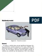 Vcrash Multibody Model