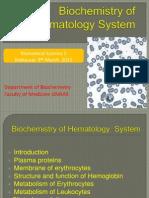 (4) Biokimia Sistem Hematologi English