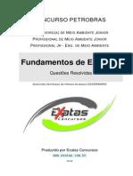 Amostra Petrobras Engenheiro Meio Ambiente Ecologia