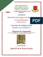 Origenes de Alejandria
