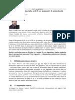 Droit Des Affaires Protection Conso