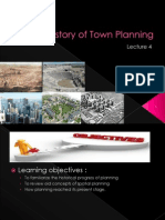 Lecture 04. History of Town Planning.ppt