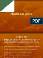 Implants in Mandibles