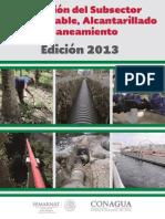 Situación Del Subsector Agua Potable, Alcantarillas y Saneamiento