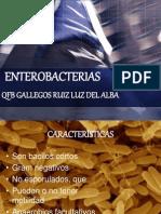 Enterobacterias y Pseudomonas