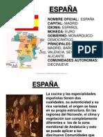 España y Sus Provincias