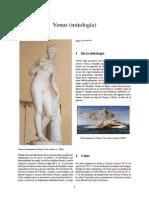 Venus Mitologica