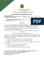 Presidência Da República Casa Civil Subchefia Para