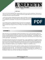 45237212Drumsecrets PDF