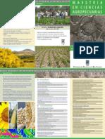Postgrado en CS Agropecuarias