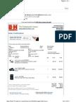 Invoice sony cx240-mp3s sandisk-lavalier audiotechnica ($199.51)