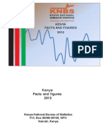 Kenya Facts and Figures 2012