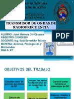 informeproyectotransmisorderf-130910232214-phpapp01