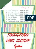 SPO TRANSDERMAL.ppt
