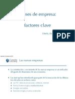 Planes de empresa-Las claves del éxito - Lleida