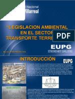 Sesion 2. Legisla Amb. y Transport