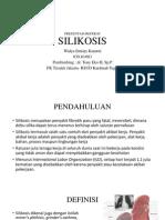 PRESENTASI REFERAT silikosis