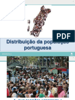 Distrib. pop. portuguesa 14-15