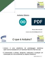 Arduino Básico 2014