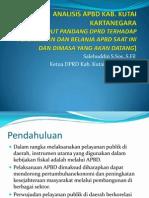 APBD Kutai Kartanegara