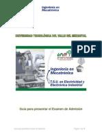 Guia Examen Mecatr Nica-Ingenieria