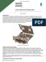 3.3- Regulación Electrónica Diesel (EDC)