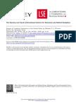 Origins of Academic Economics in the United States
