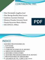 Industria Continental Del Software