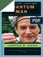 Quantum Man - Lawrence M. Krauss