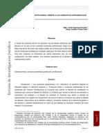 2013-I Analisis Juriprudencial Javier Espinoza Cristina